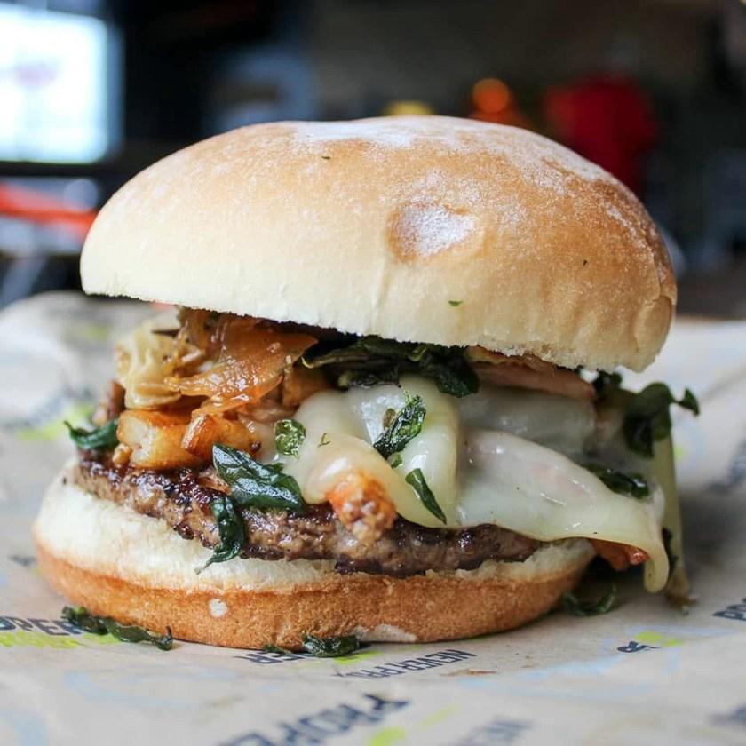 Fry Gruyieri (Proper Burger)