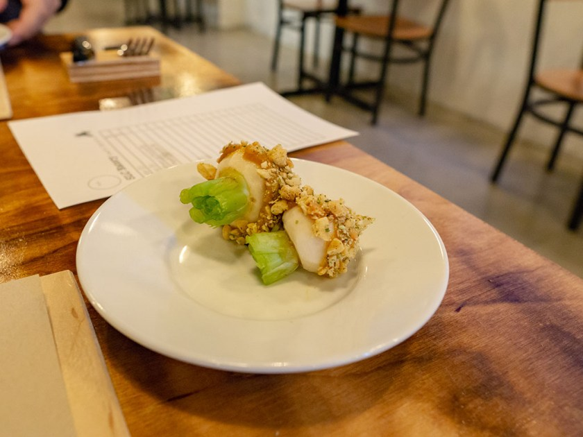 SLC Eatery - tokyo turnips from the cart