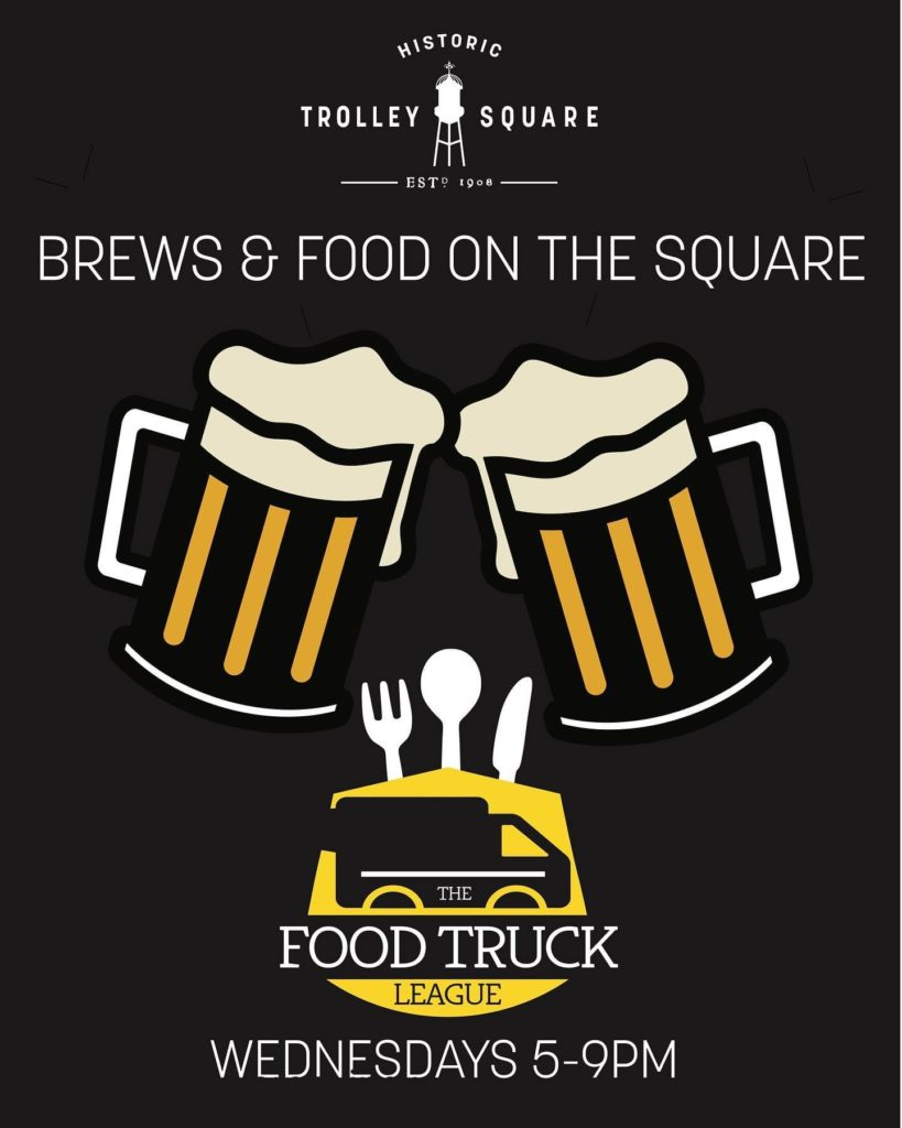 Brews And Food On The Square