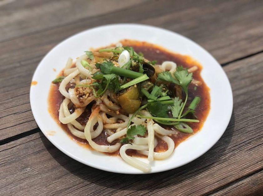 Hot Buns - noodles (Salt Plate City)