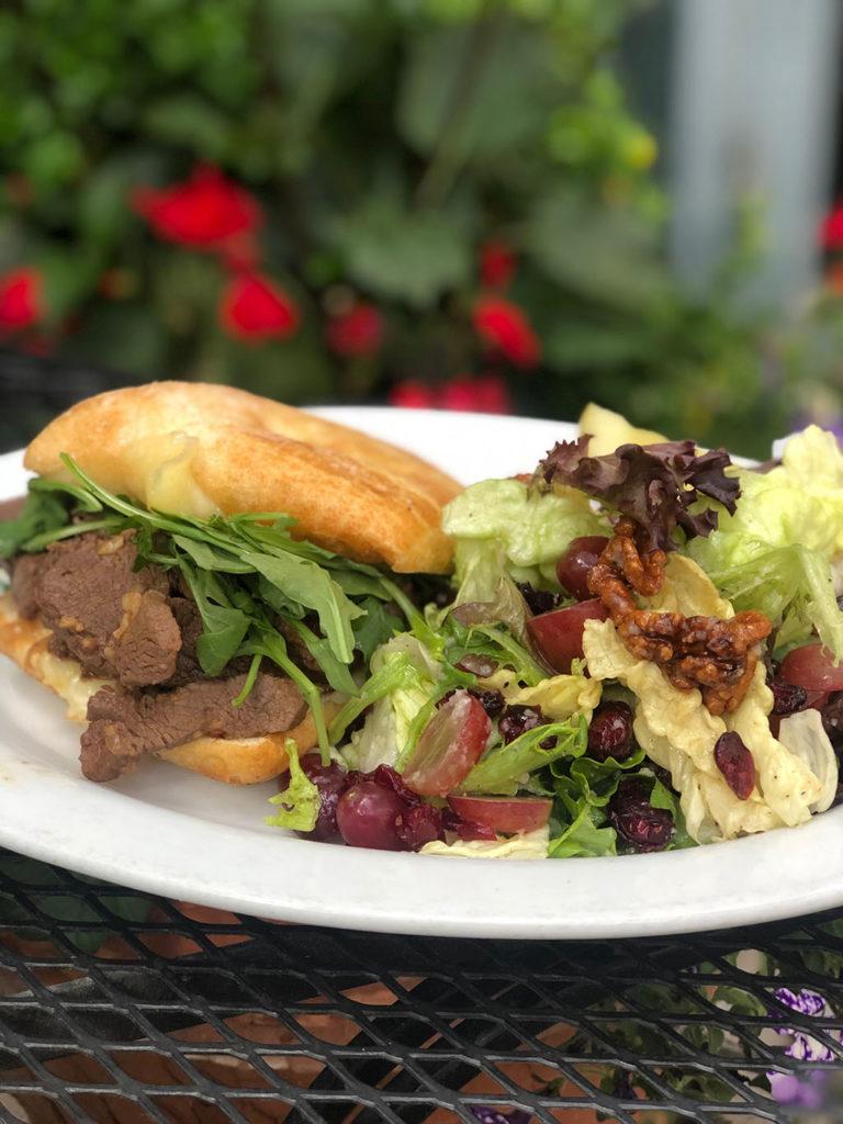Oasis Cafe - steak sandwich (Oasis Cafe)