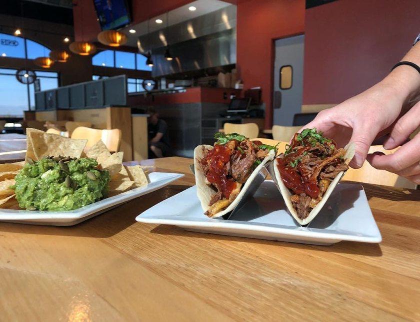 Taqueria 27 - short rib tacos