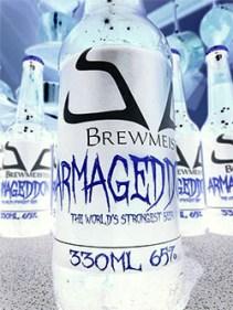 Brewmeister's Armageddon diseño 1