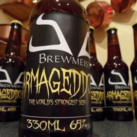 Brewmeister's Armageddon diseño 2
