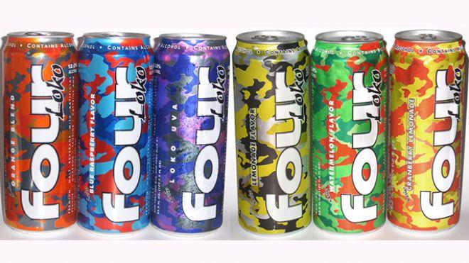 Four loko distintos sabores