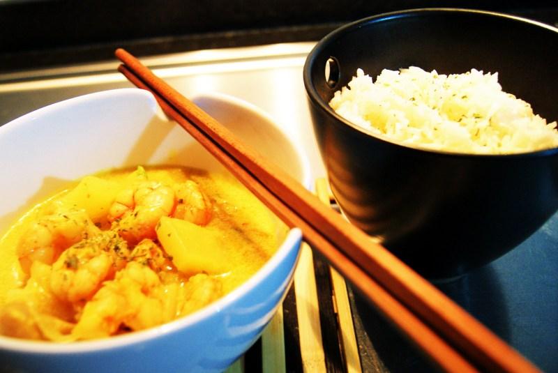 curry thai