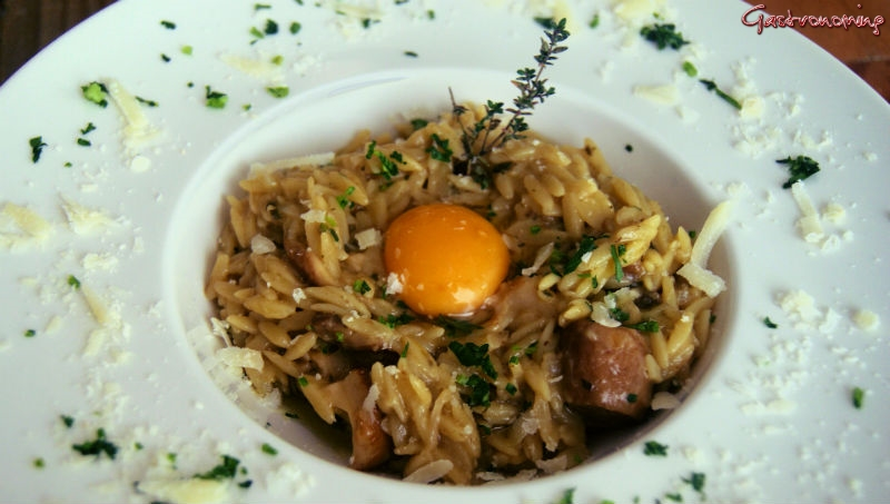 Puntalettes - Falso risotto