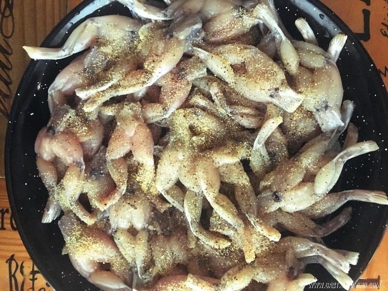 Ancas de rana