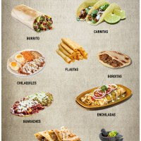 Gastronomía Mexicana y sus diferencias básicas