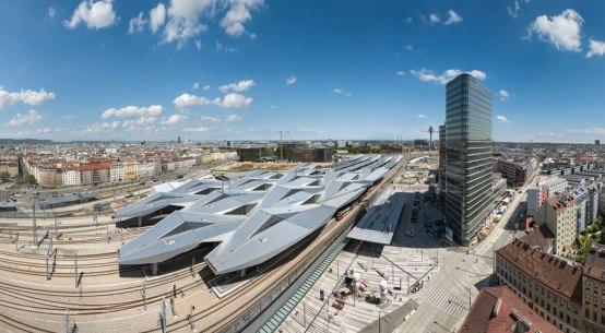 Hauptbahnhof Eröffnung Tourismus Impulse