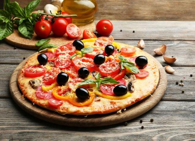 Pizza Weizenmehl Allergene im Essen