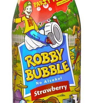 Robby Bubble Kinderparty