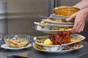 Gastronomie Essen Abfallvermeidung