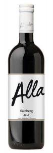 Pannonischer Wein Allacher Salzberg