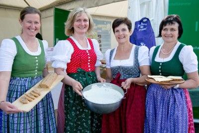 Neue Käserei für SalzburgMilch Salzburgmilch Bäuerinnen