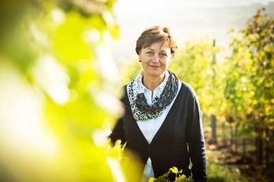 Bio-Wein und Bio-Weinbau aus Österreich Geyerhof Ilse Maier
