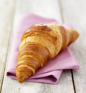 Französische Croissants Gastronomie Délifrance Das Bio-Buttercroissant steht für bewußte Ernährung und Genuss mit Zutaten aus kontrolliert biologischem Anbau.