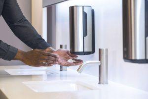 Waschraumausstattung für die Hotellerie