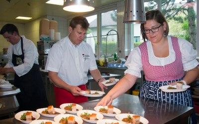 Regionale Küche in Niederösterreich Martin Schotte