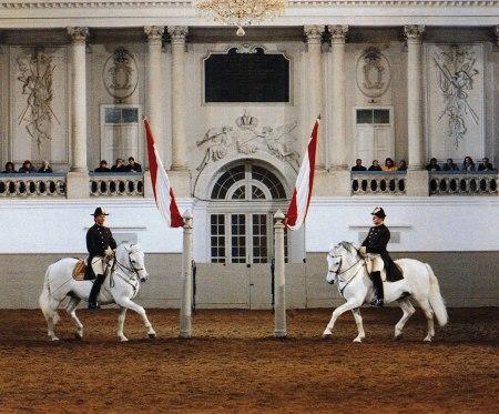 Spanische Hofreitschule Kulturerbe