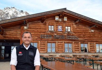 SelfCookingCenter auf der Zugspitze Udo Wolfrum