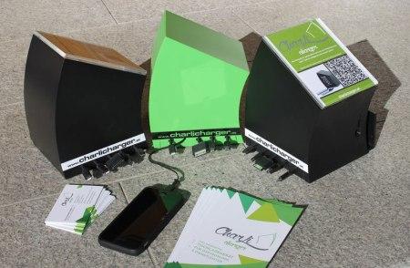 Handy Ladestation für Lokal Charger Geräte