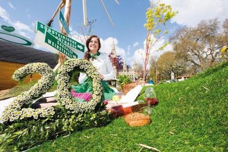 Steiermark Frühling Wien Ankündigung