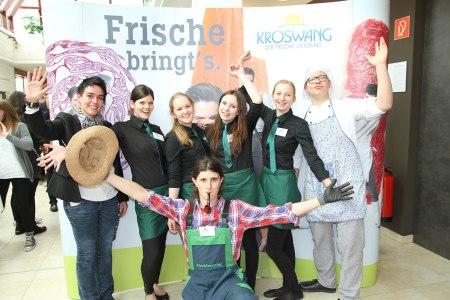 Schüler Bad Leonfelden gewinnen Gastrocontest botanico
