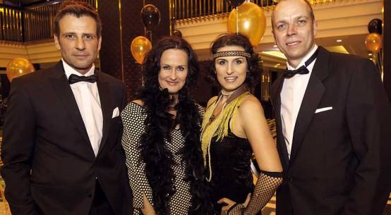The Roaring Twenties Afterwork Party in Wien.