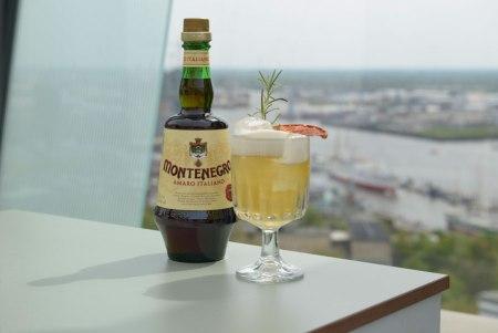 Anmeldung für Drinks Open Amaro Montenegro Montenegro Sour