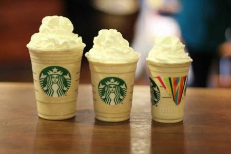 Starbucks führt Mini-Frappuccino ein