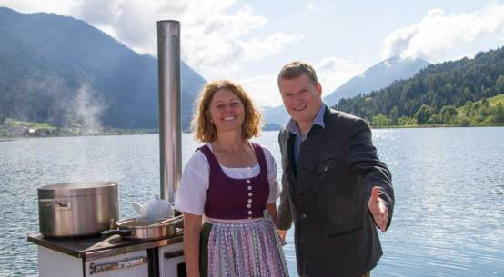 Stefan Wunderle neuer Tourismusleiter Weissensee