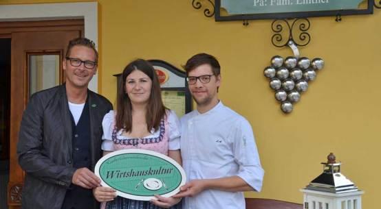 Gasthaus Walzer neues Mitglied der Wirtshauskultur