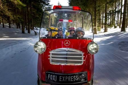 Steirischer Wintertourismus setzt auf Familien