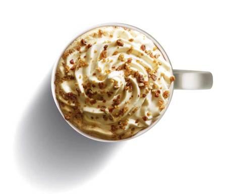 Weihnachtsgetränke bei Starbucks Gingerbread Latte