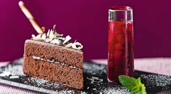 Festliche Dessertideen Eis Backwaren Froneri