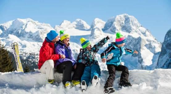 Gästerekord Tourismusregion Dachstein Salzkammergut