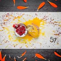 57 Restaurant im Meliá Vienna: Romantik-Dinner zum Valentinstag