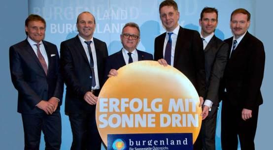 Burgenland auf touristischem Erfolgskurs