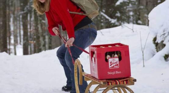 Auszeichnungen für Bier Stieglbrauerei