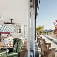 Grand Étage im Hotel Grand Ferdinand: Wöchentliches Open House mit grandioser Aussicht
