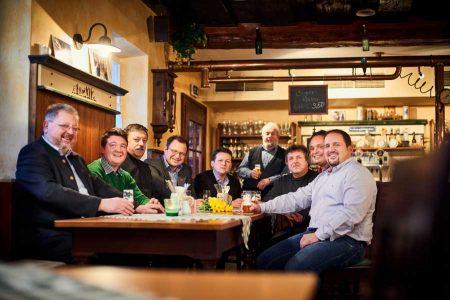 Bier Verkostungen beim Biermärz Innviertel
