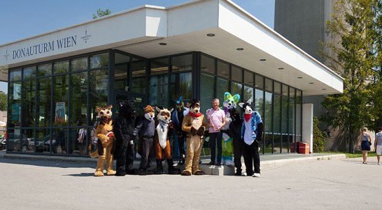 Donauturm Wien unterstützt Waisenkinder