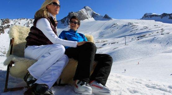 Winterfinale auf dem Kitzsteinhorn