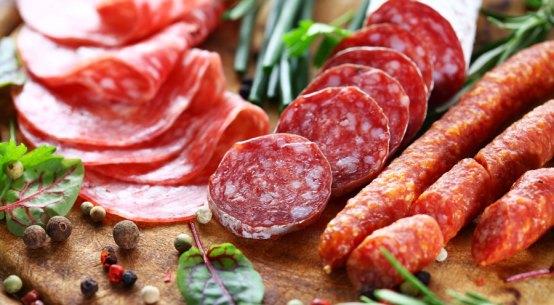 Salami-Verkostung für Feinschmecker Cuisino