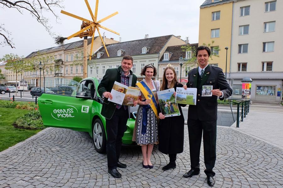 Badener Schmankerl-Frühling: Zwei Sieger bei kulinarischem Kräftemessen