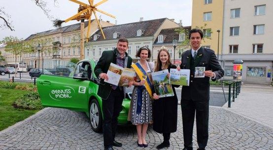 Kulinarisches Kräftemessen Schmankerl-Frühling Baden