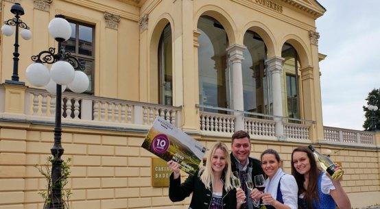 Festakt zehn Jahre Wienerwald Tourismus
