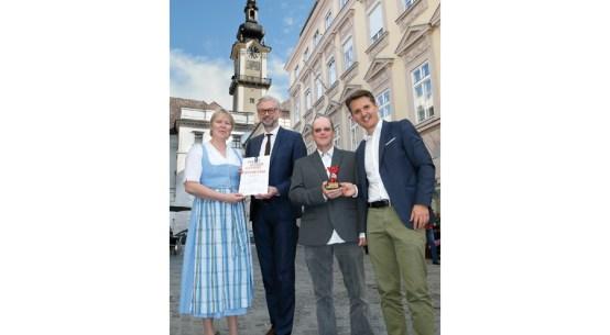 Großer internationaler Erfolg Imagefilm Oberösterreich