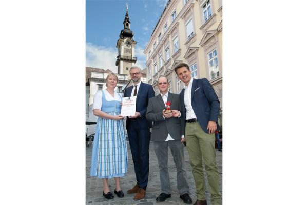 Auszeichnungen für Imagefilm Oberösterreich Tourismus